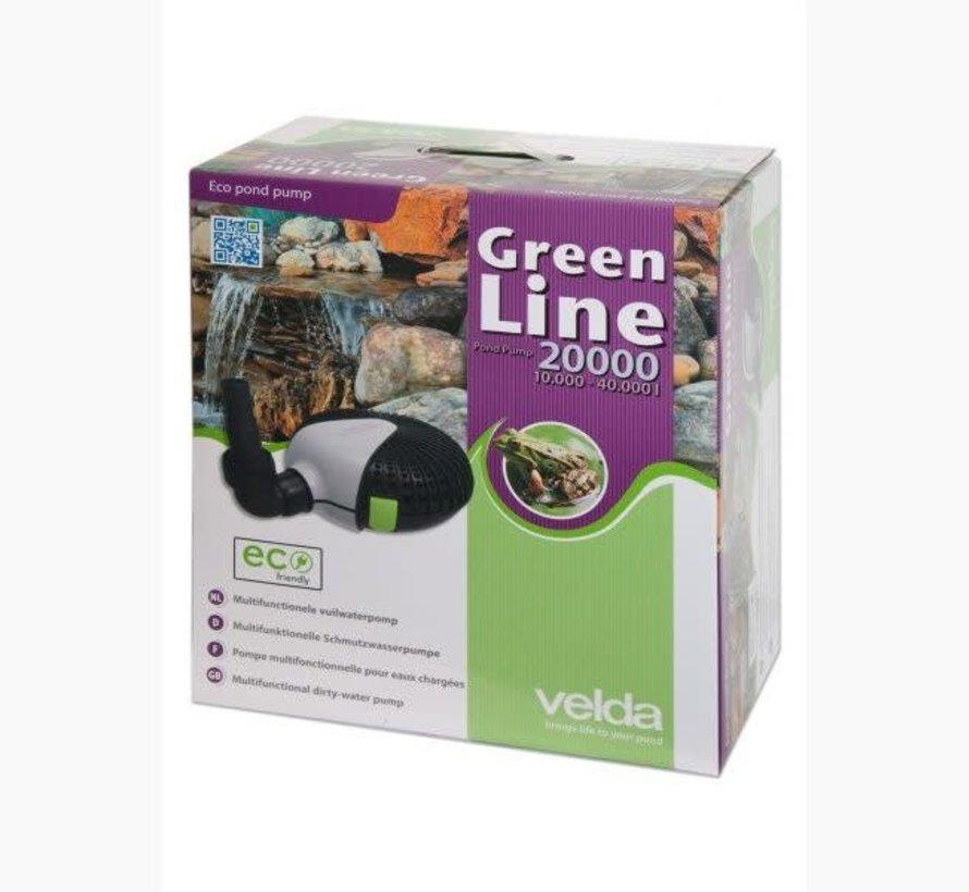 Velda Green Line 20000 vijverpomp
