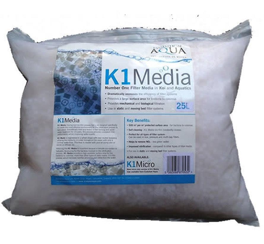 Evolution Aqua K1 Medium 25 liter