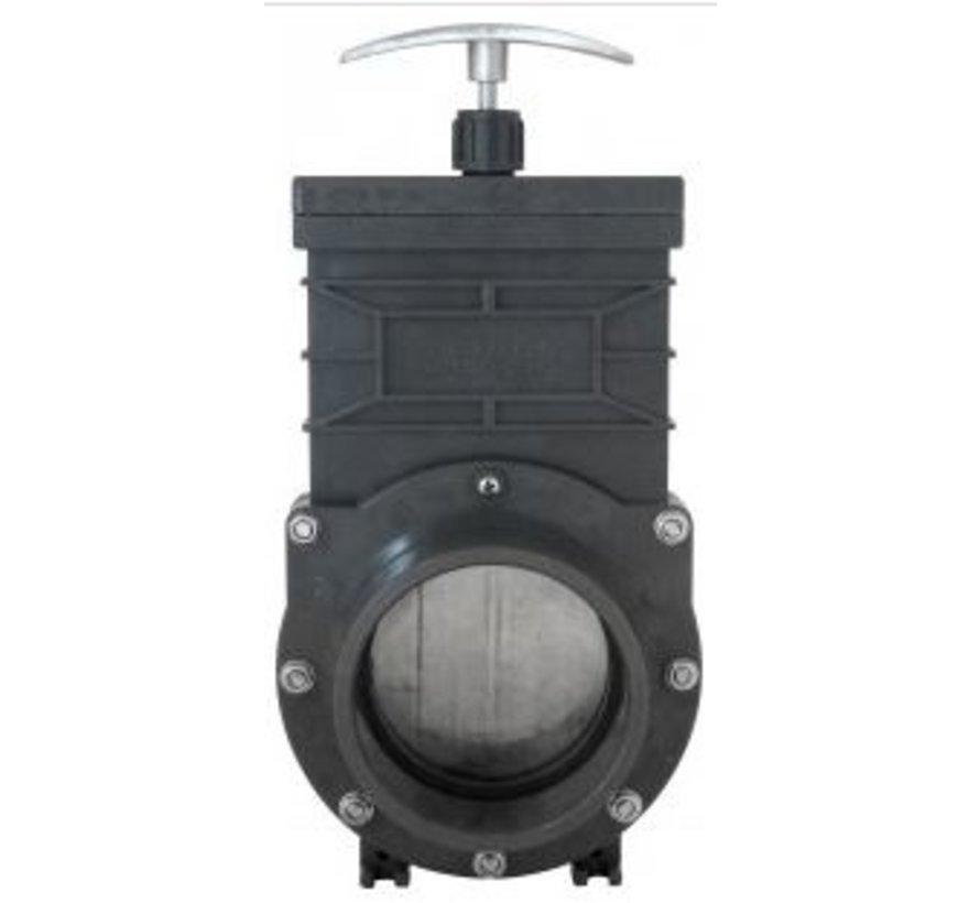 Xclear schuifkraan 160mm