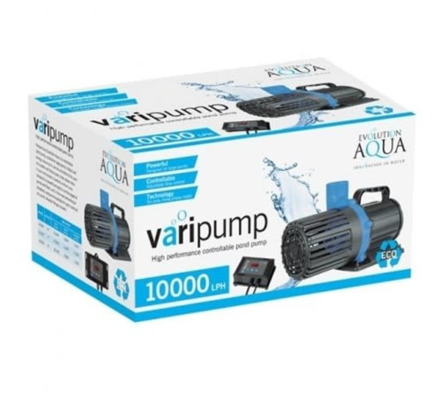 Evolution Aqua Varipump 10000