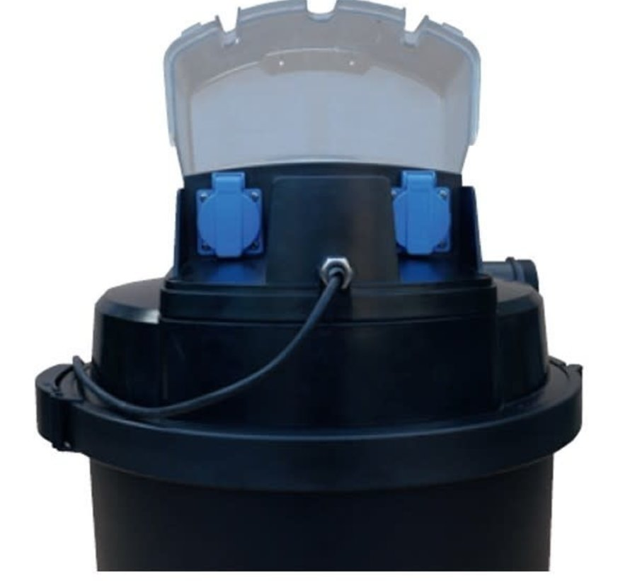 Auga Variopress Pro W-40000 (met ingebouwde UV-C lamp en wifi)