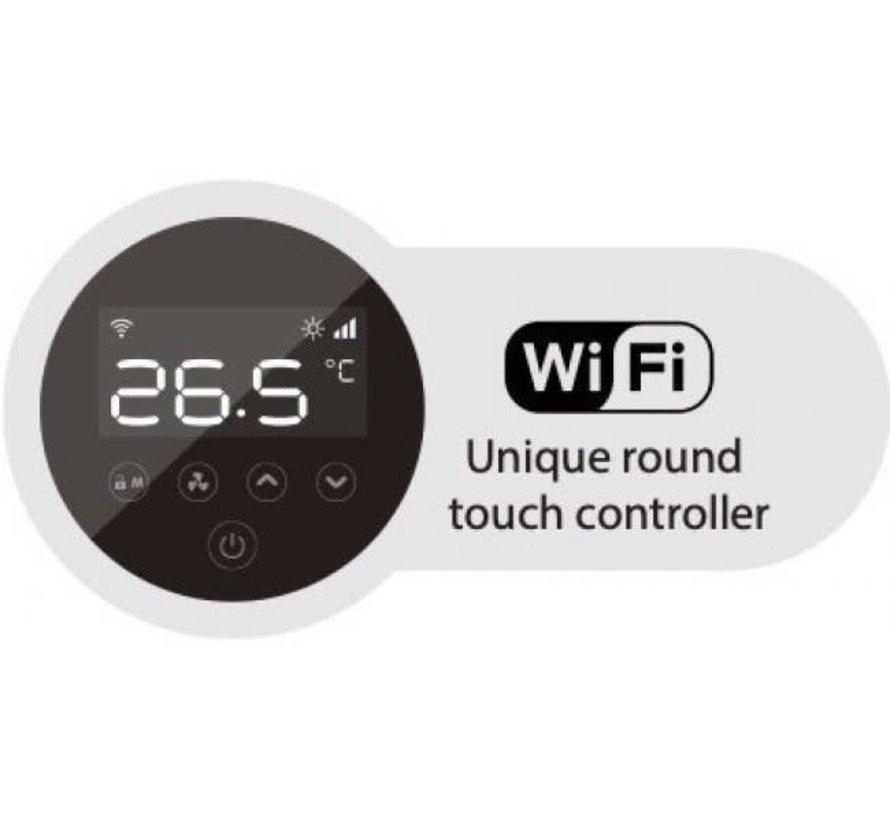 Aquaforte Mr Silence Full Inverter warmtepomp 11 KW