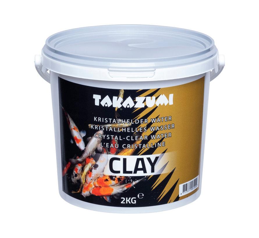 Takazumi Clay 2 kg