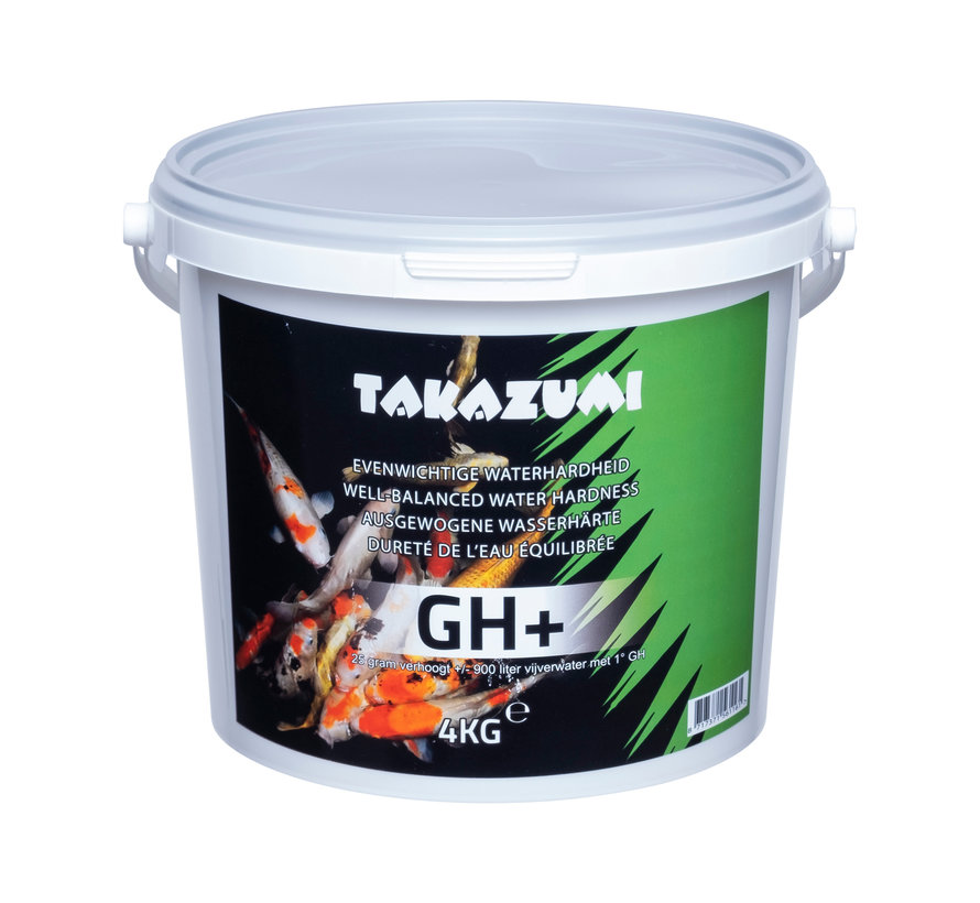 Takazumi GH+ 4 kg