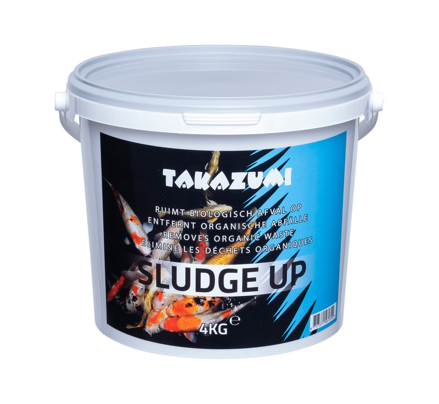 Takazumi Sludge-Up 4 kg