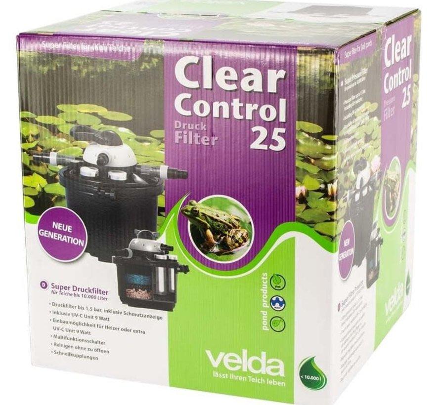 Velda Clear Control 25 Set