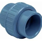3/3 koppeling met O-ring lijm x lijm 50mm