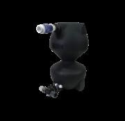 Air-Aqua Superbead Large marmer zwart