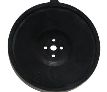 Membraan (1x) Ø47 mm voor Aquaforte V-30 luchtpomp