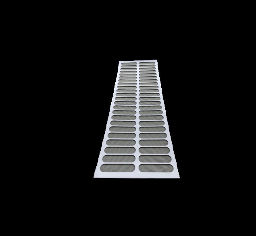 Air-Aqua SuperDrum / Combi 120 micron paneel