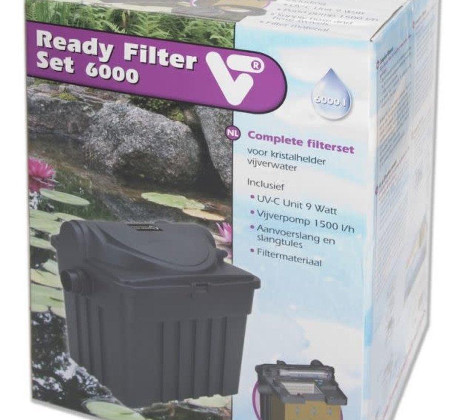 Velda Ready Filter Set 6000