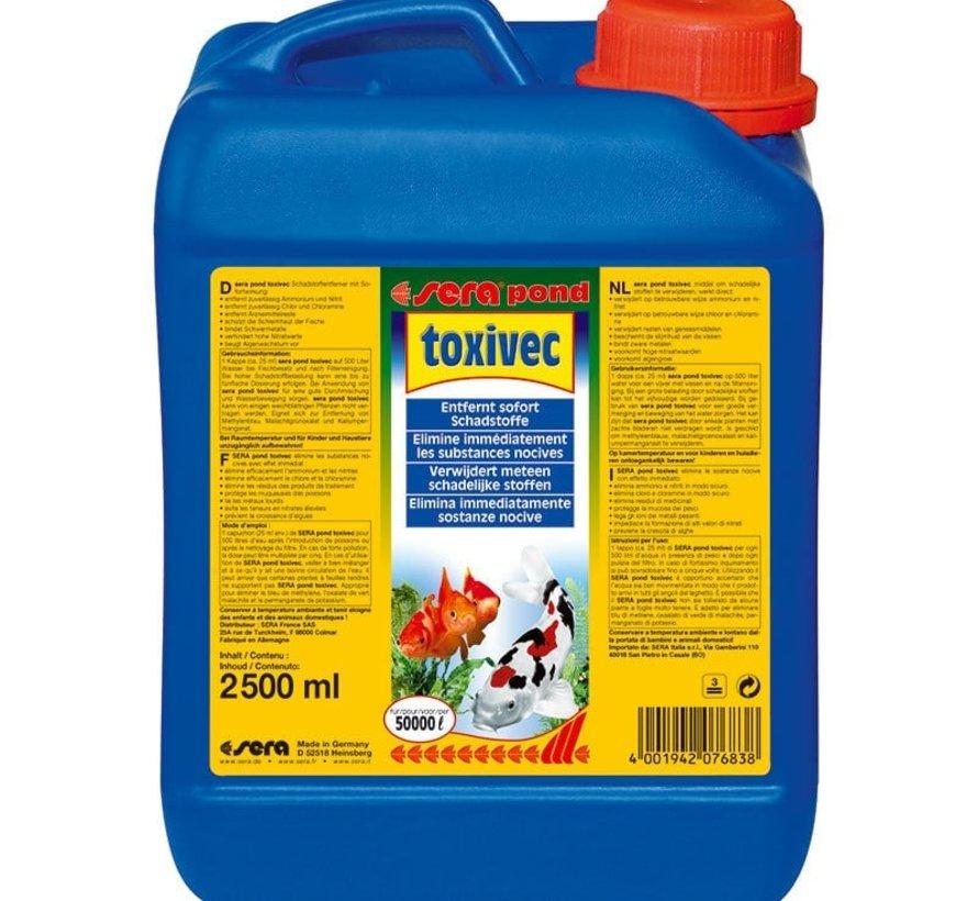 Sera pond Toxivec 2500 ml