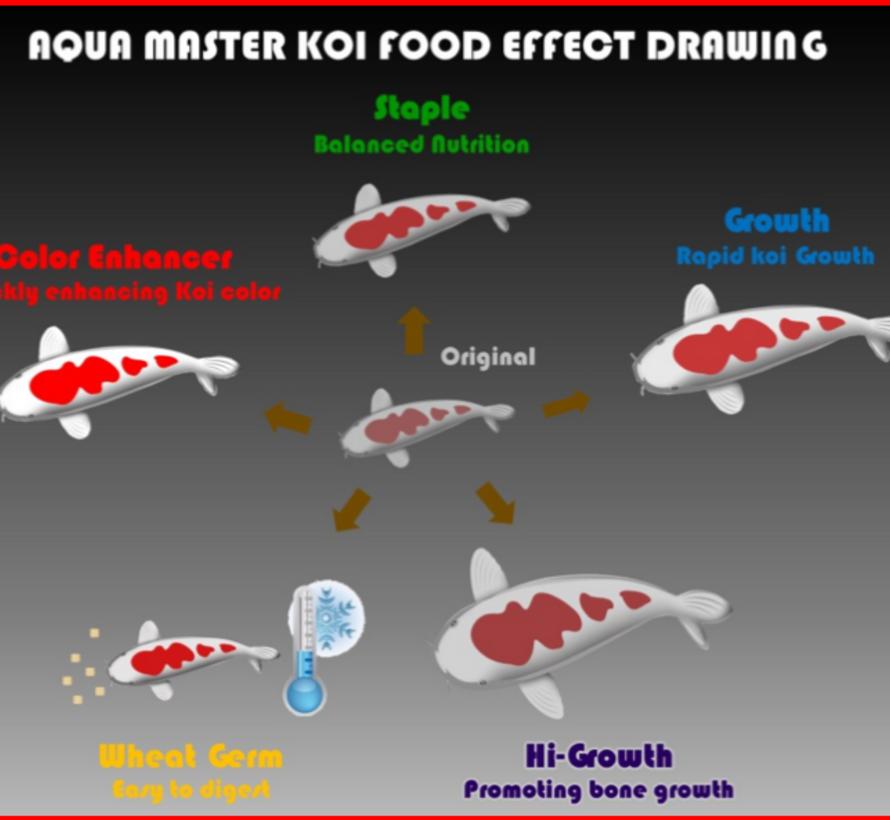 Aqua Master Hi-Growth Sinking L 10kg