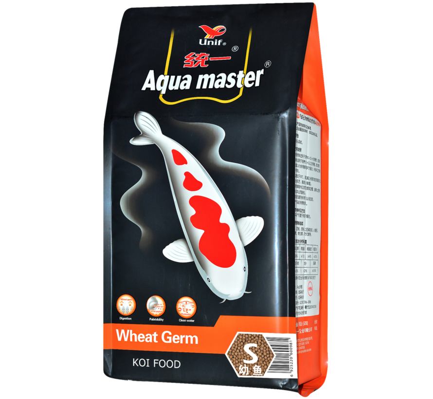 Aqua Master Wheat Germ S 5kg
