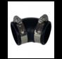 Flexibele bocht (45°) 50mm