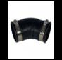 Flexibele bocht (45°) 90mm