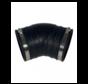 Flexibele bocht (45°) 110mm
