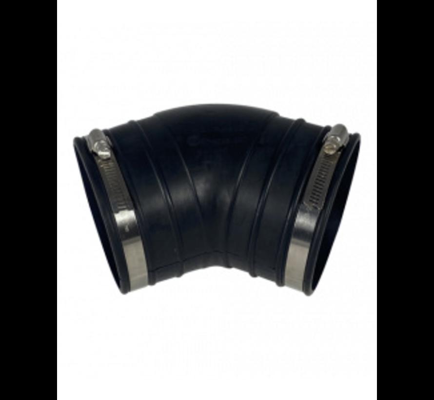 Flexibele bocht (45°) 160mm