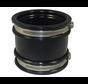 Flexibele EPDM sok 110mm