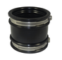Flexibele EPDM sok 125mm