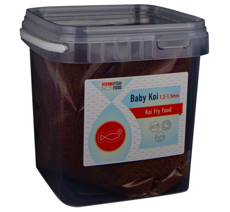 Vivani Baby Koivoer 1,2-1,5mm 1 kilo