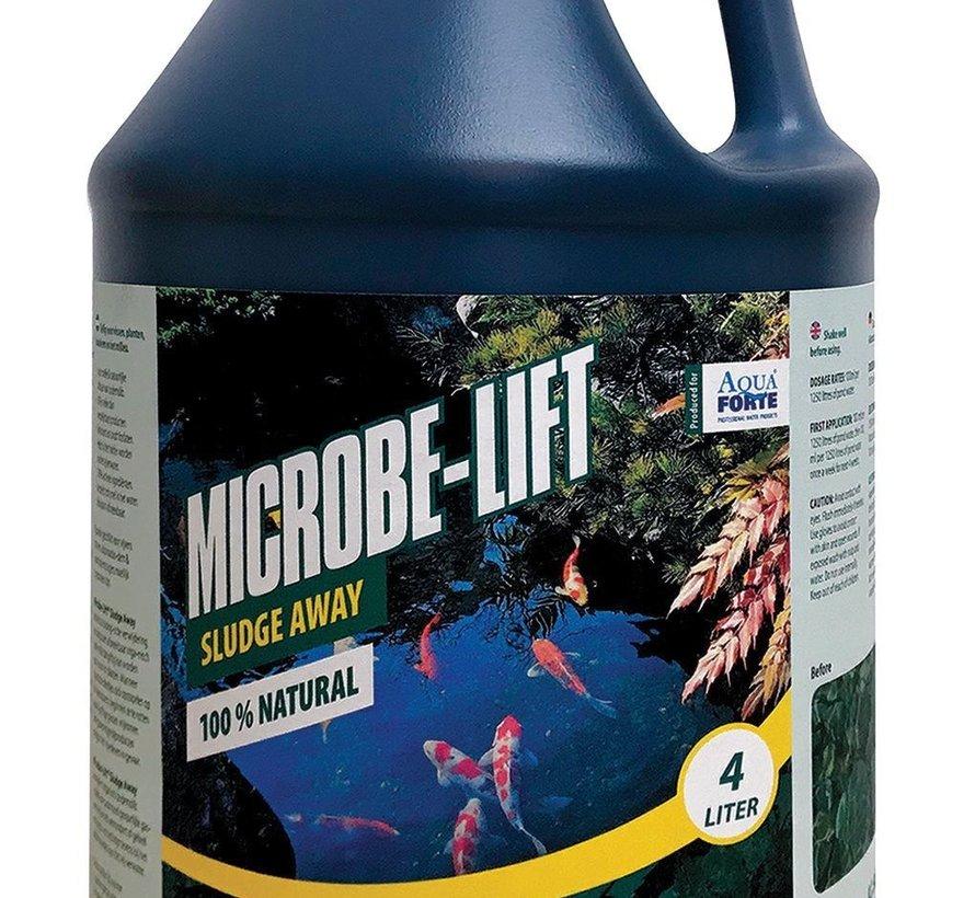 Microbe-Lift Sludge Away 4ltr