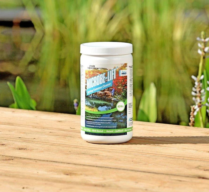 Microbe-Lift Spring Sum. Cleaner 455gr.