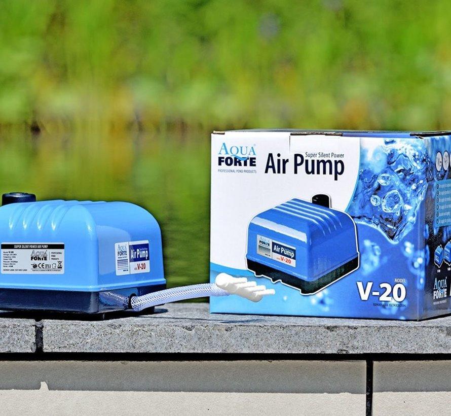 AquaForte V-20 luchtpomp