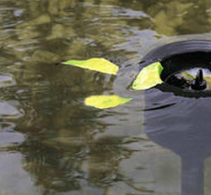 AquaForte staande skimmer slangaansl.