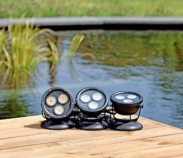 Aquaforte Aquaforte Pond & Garden Led Lampen (3 x 12 watt)