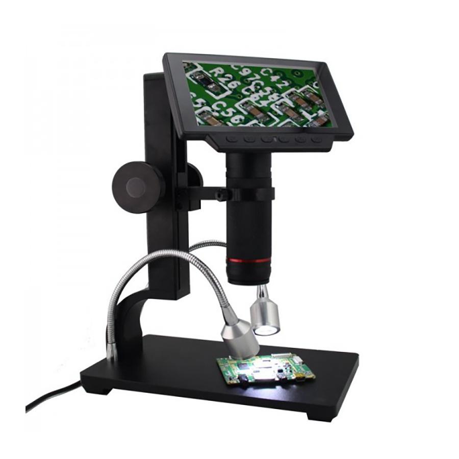 Digitale HD Microscoop RO-02-USB Kantelbaar LCD scherm