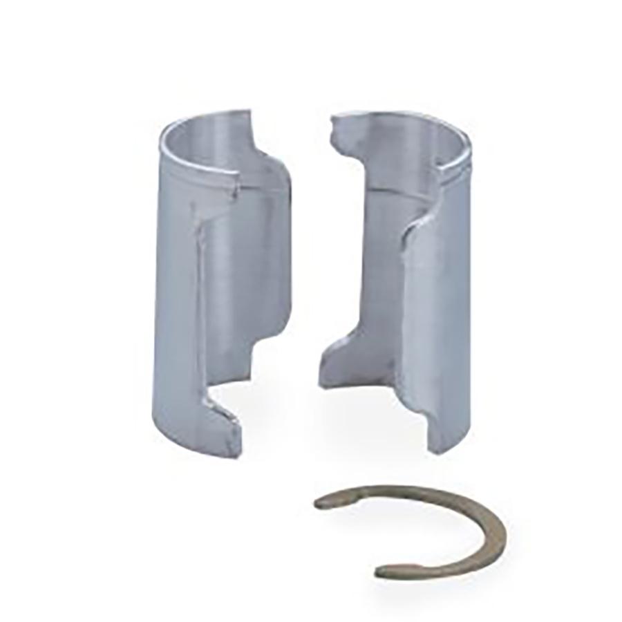ESD-veilige aluminium Split Sleeves 9986Z / 4 stuks
