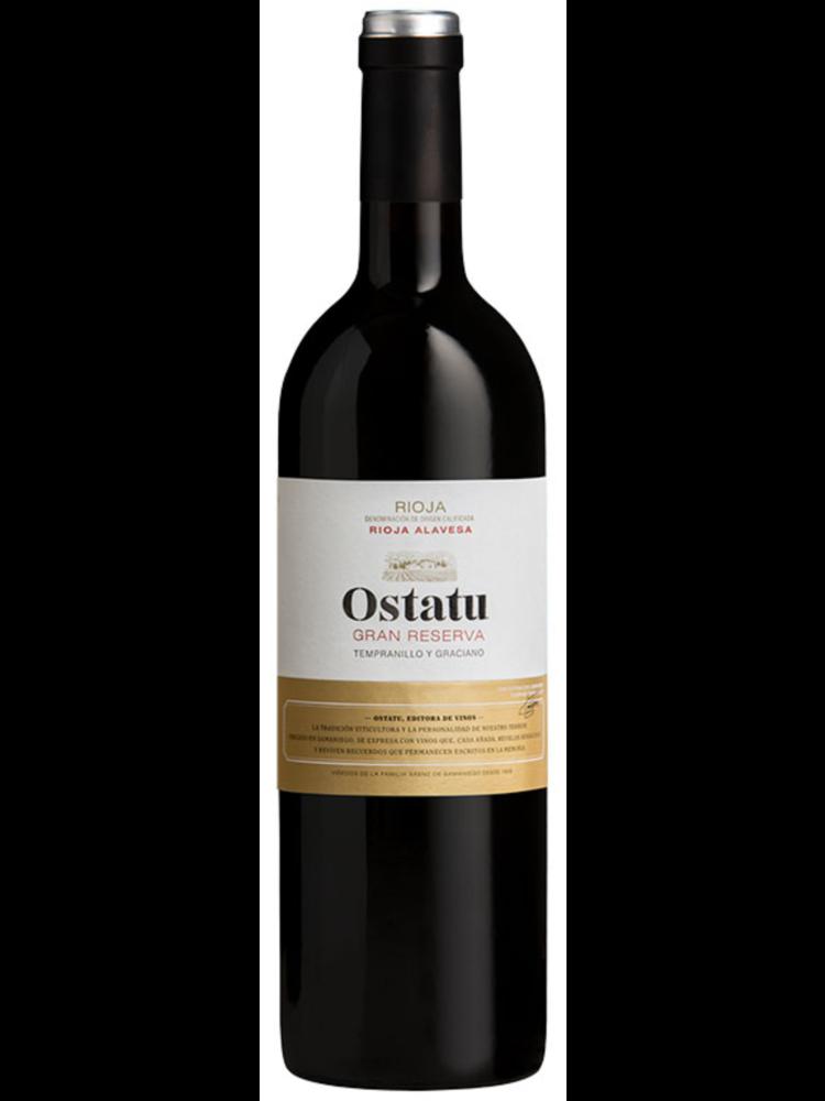 Ostatu Gran Reserva De Ostatu Rioja