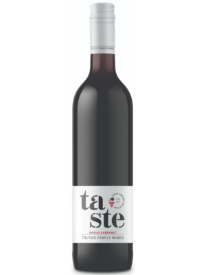 Truter Family Wines Taste Shiraz/Cabernet Sauvignon 2019