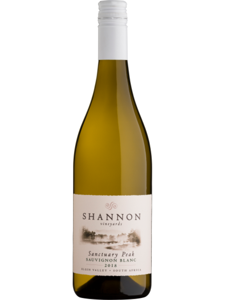 "Shannon Vineyards Shannon Vineyards ""Sanctuary Peak"" Sauvignon"