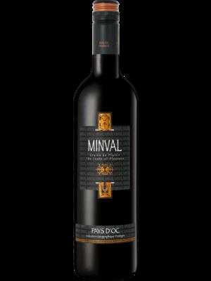 Minval rouge Pays d'Oc 2018