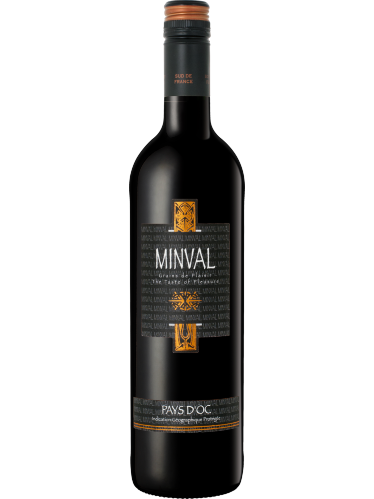 Minval Minval rouge Pays d'Oc