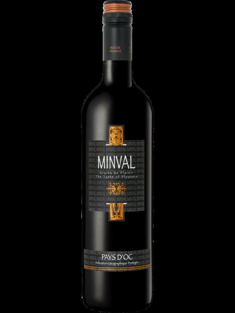 Minval rouge Pays d'Oc