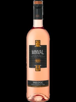 Minval rosé Pays d'Oc 2019