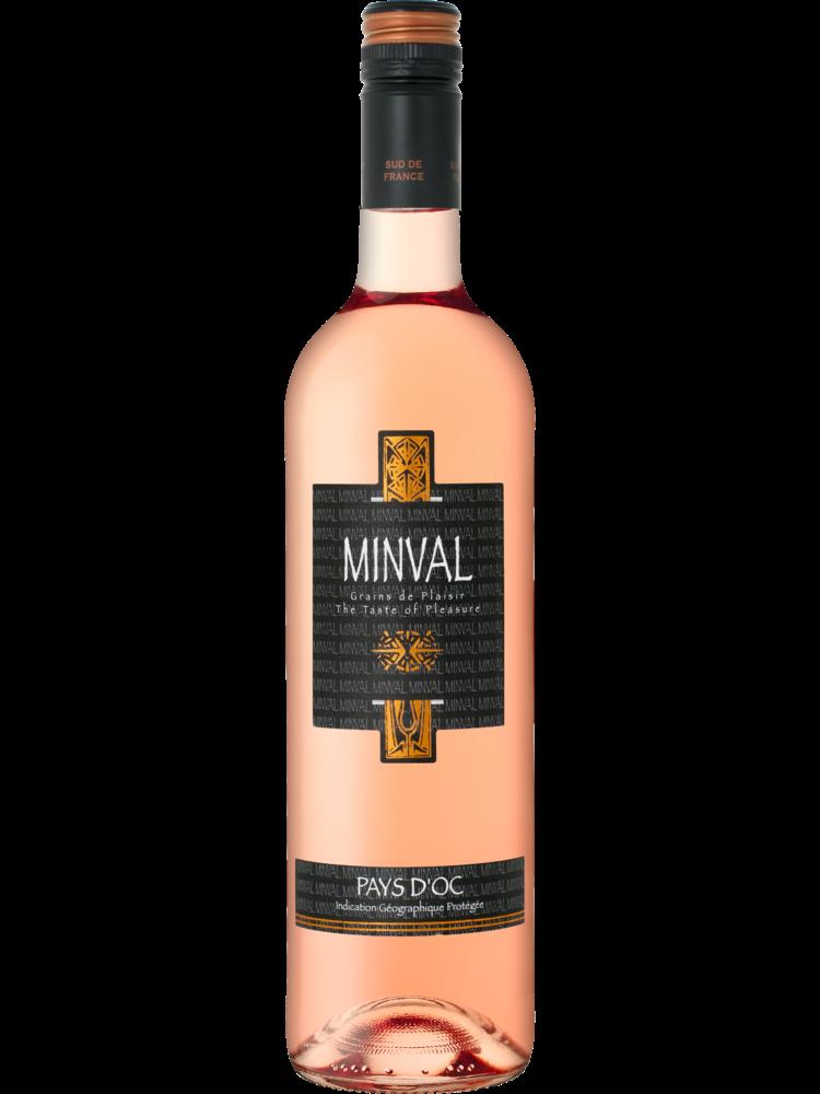 Minval rosé Pays d'Oc