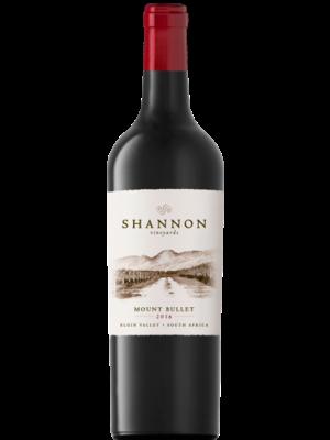 Shannon Vineyards Mount Bullet Merlot 2016