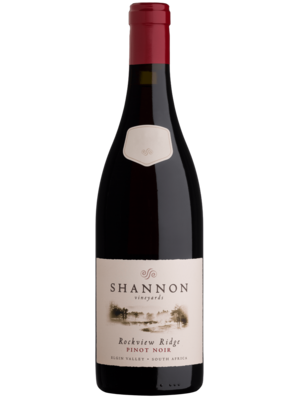"Shannon Vineyards Rockview Ridge ""Pinot Noir"" 2017"