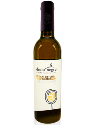 "Jelna Dealu'Negru Muscat/Sauvignon Blanc ""Late Harvest"" (375ml!)"