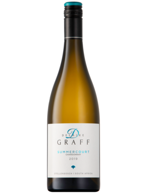 Delaire Graff Estate Summercourt Chardonnay 2018