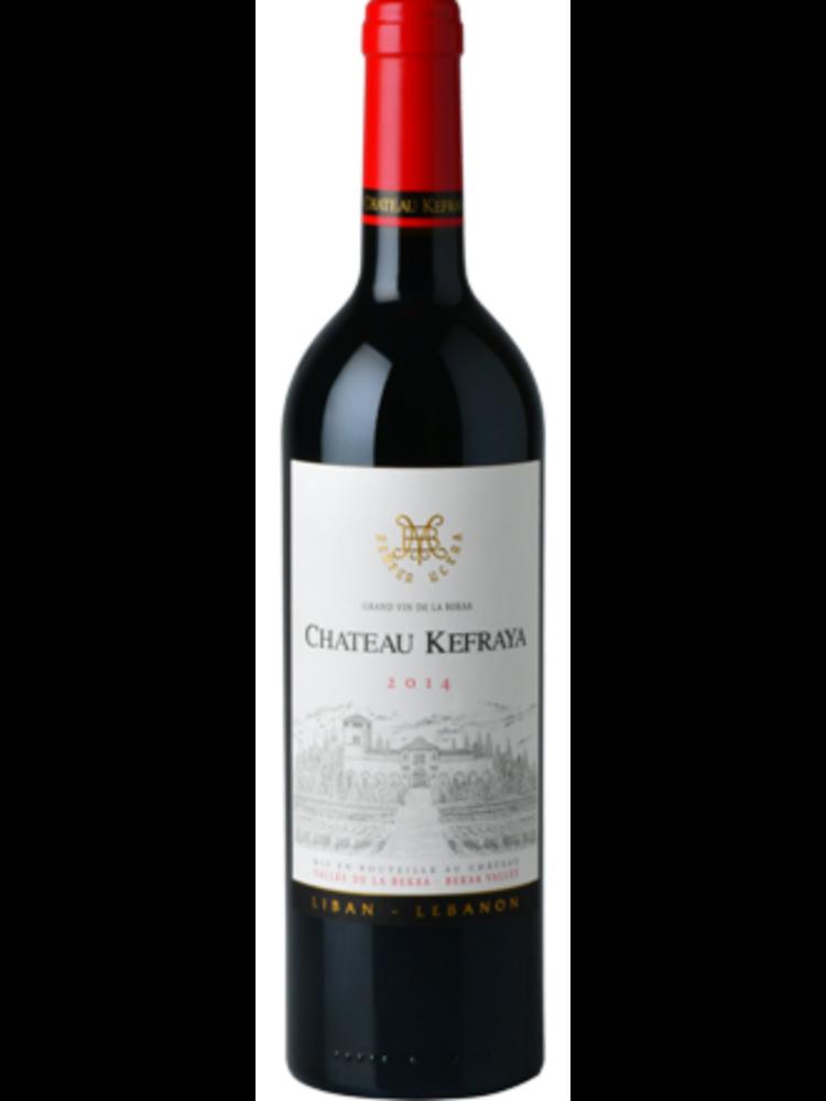 Chateau Kefraya red 2015 PROMO