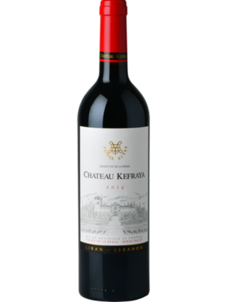 Chateau Kefraya red 2015