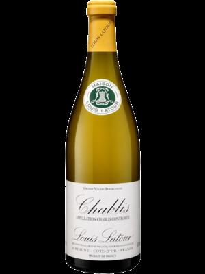 """Louis Latour Chablis """"La Chanfleure""""  2018"""