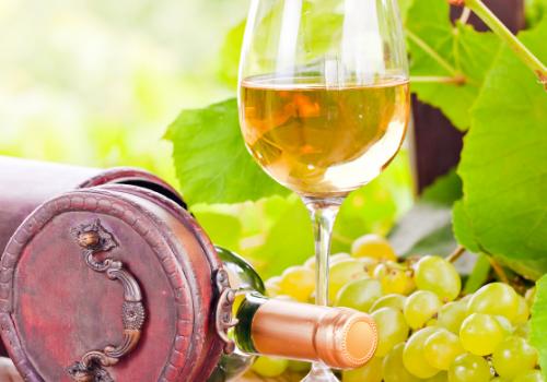 Zoete wijn