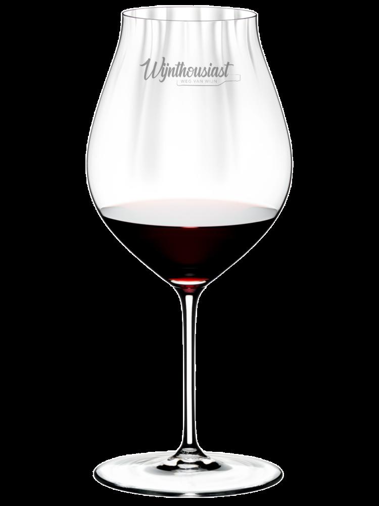 Riedel Riedel Performance Pinot Noir Crystal prijs per 2 glazen
