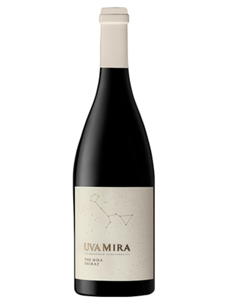 """Uva Mira Uva Mira """"The Mira Shiraz"""""""